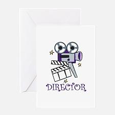 Directors Greeting Cards