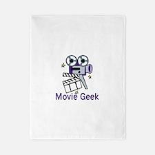 Movie Geek Twin Duvet