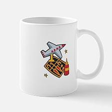 Model Airplane Mugs