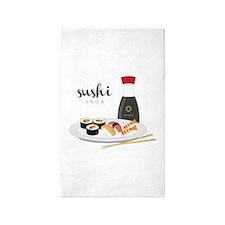 Sushi Snob 3'x5' Area Rug