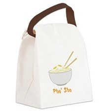 Pho' Sho Canvas Lunch Bag
