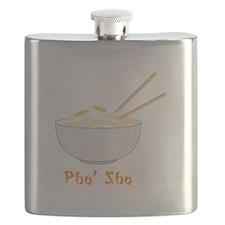 Pho' Sho Flask