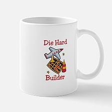 Die Hard Builder Mugs