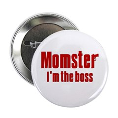 """Momster 2.25"""" Button (100 pack)"""