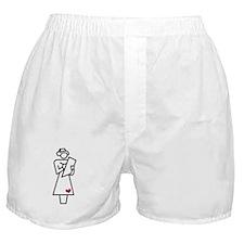 Charting Nurse Boxer Shorts