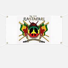 Jah Rastafari Banner
