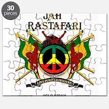 Jah Rastafari Puzzle