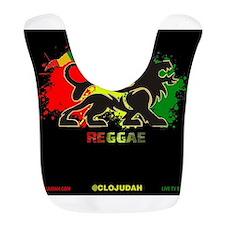 Lion of Judah Reggae Bib