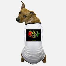 Lion of Judah Reggae Dog T-Shirt