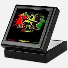 Lion of Judah Reggae Keepsake Box