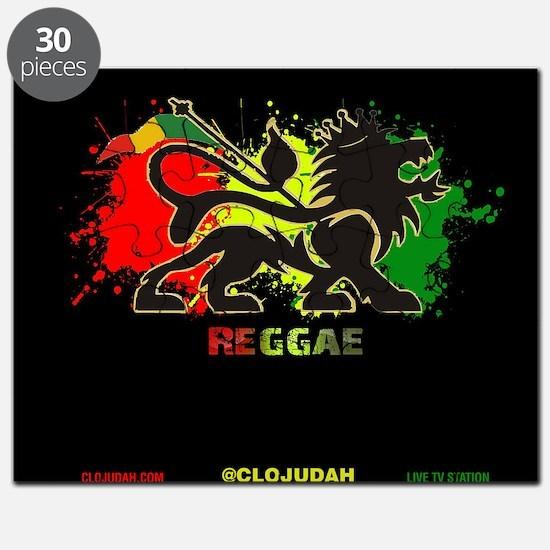 Lion of Judah Reggae Puzzle