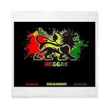 Lion of Judah Reggae Queen Duvet