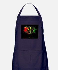 Lion of Judah Reggae Apron (dark)