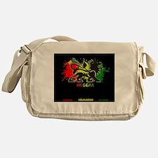 Lion of Judah Reggae Messenger Bag
