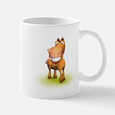 Cartoon Horse Coffee Mug
