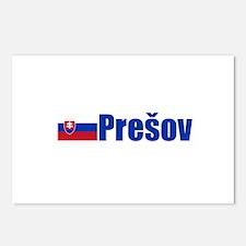 Presov, Slovakia Postcards (Package of 8)
