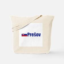 Presov, Slovakia Tote Bag