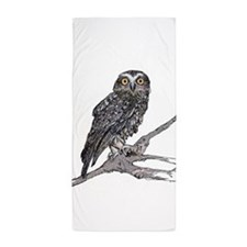 Cute Library Beach Towel