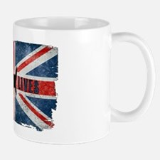 Punk Lives-British Flag Mugs