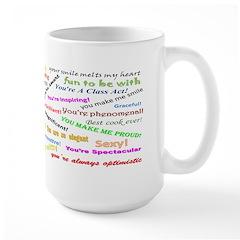 15oz Complimentary Coffee Mugs