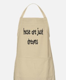 Cute Bacon dark t Apron