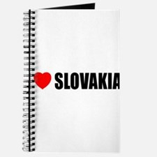 I Love Slovakia Journal