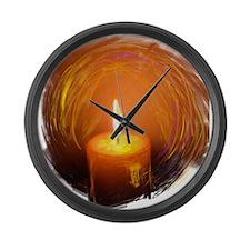 Unique Church Large Wall Clock