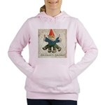vgnome.jpg Women's Hooded Sweatshirt