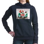 gnites of the round table.jpg Women's Hooded Sweat