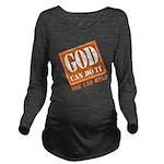 goddepot.jpg Long Sleeve Maternity T-Shirt