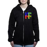 iprayquad.jpg Women's Zip Hoodie
