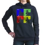 iprayquad.jpg Women's Hooded Sweatshirt
