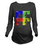 iprayquad.jpg Long Sleeve Maternity T-Shirt