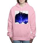 lightning8.jpg Women's Hooded Sweatshirt