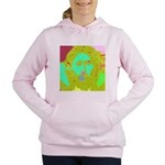 pasteljesus.jpg Women's Hooded Sweatshirt