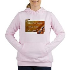 Joyful noise.jpg Women's Hooded Sweatshirt