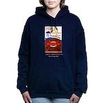 haggis helper.jpg Women's Hooded Sweatshirt