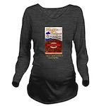 haggis helper.jpg Long Sleeve Maternity T-Shirt