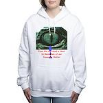 3-hunter.jpg Women's Hooded Sweatshirt