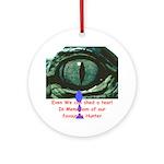 3-hunter.jpg Ornament (Round)