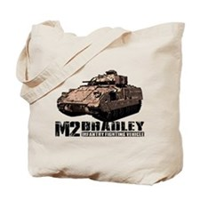 M2 Bradley Tote Bag