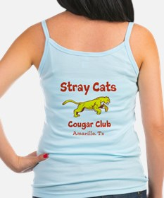 Stray Cat Spaghetti Tank Top