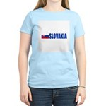 Slovakia Women's Light T-Shirt