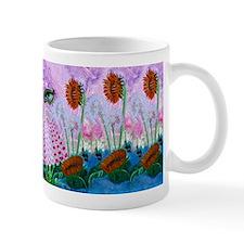 Birdwing on African Lily Mugs