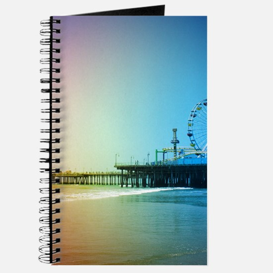 Unique Santa monica pier Journal