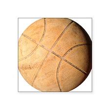 Old basketball Sticker