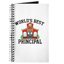 Worlds Best Principal School House Journal