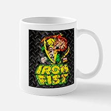 Iron Fist Metal Mug