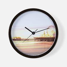 Cute California souvenirs Wall Clock