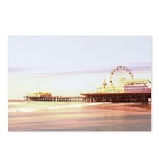 Cute California travel Postcards (Package of 8)